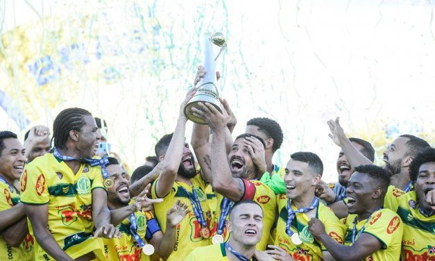 CBF divulga tabela detalhada do primeiro turno da Série D do Campeonato Brasileiro