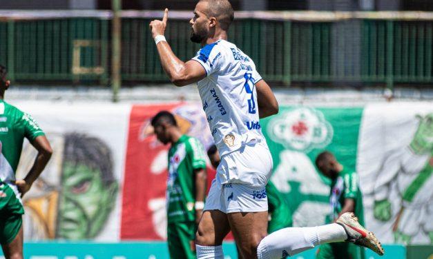 """Gabriel Barbosa acredita em virada do Paysandu na final do Parazão: """"Temos totais condições"""""""