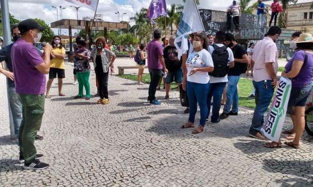 Professores da UFPA suspendem atividades nesta quarta