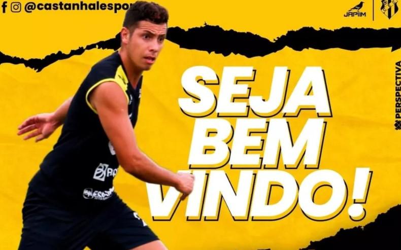 Importado: Castanhal traz jogador que disputou Mundial de Clubes para a Série D 2021
