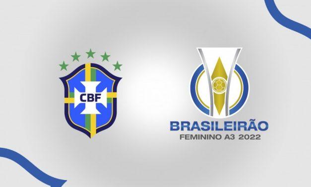 CBF confirma para 2022 a Série A3 do Brasileiro de Futebol Feminino