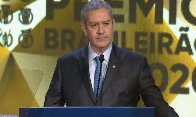 Presidente da CBF viaja a Belém para a final do Campeonato Paraense, anuncia governador