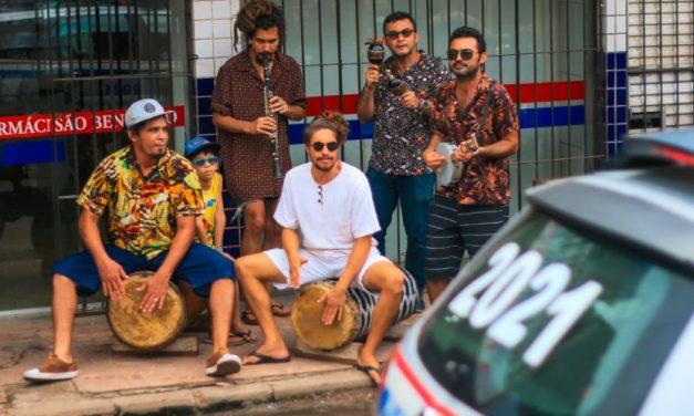 Carimbó: Os Tamuatás do Tucunduba lançam primeiro clipe