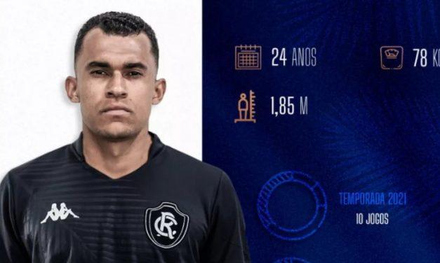 Fechado: Remo anuncia contratação do zagueiro Romércio para a Série B do Brasileiro