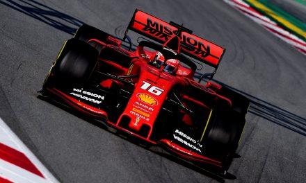 F1: Leclerc supera Verstappen e crava a pole para o GP de Mônaco apesar de batida no final