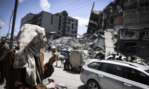 Gaza começa a voltar à normalidade após cessar-fogo entre Israel e Hamas