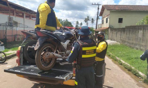 Operação Saturação continua recuperando veículos em Viseu