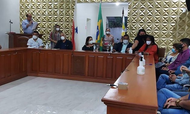 Sejudh realiza ação com a juventude de Ponta de Pedras