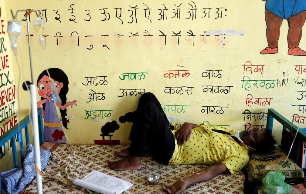 Índia registra menos de 200 mil casos pela 1ª vez em 41 dias