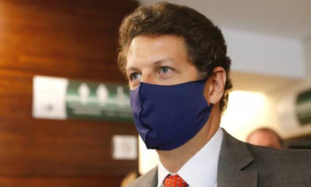 Relatório do Coaf aponta operação suspeita do ministro Ricardo Salles