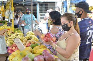 Trabalhadores rurais de Marituba abastecem as mesas e desenvolvem o município