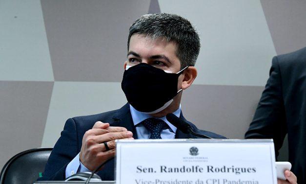 CPI: Randolfe Rodrigues apresenta requerimento para convocar Bolsonaro a depor