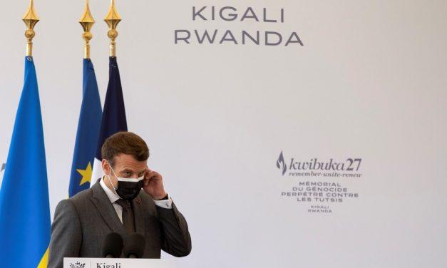 Macron vai a Ruanda, reconhece 'responsabilidades' da França no genocídio de 1994 e pede perdão