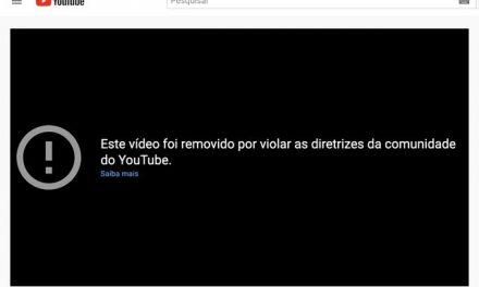 YouTube remove pelo menos 11 vídeos de Bolsonaro sobre cloroquina