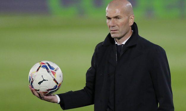 Zinedine Zidane não é mais técnico do Real Madrid