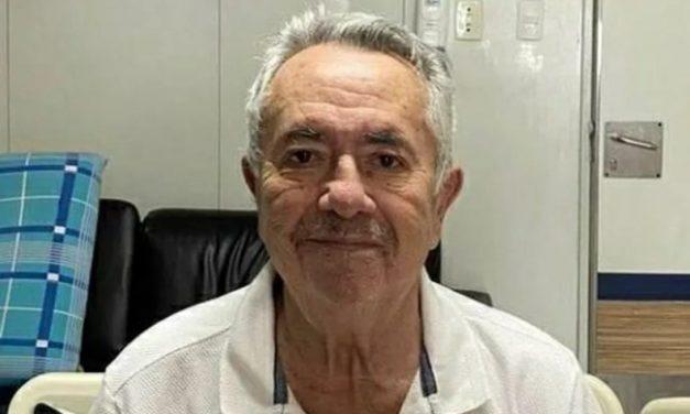 """Luto: Dr. Roberto Porto, o """"Presidente do Penta"""" do Remo, morre aos 82 anos"""