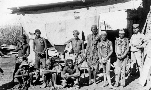 Alemanha reconhece que cometeu genocídio na Namíbia
