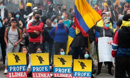 Colômbia: presidente Iván Duque envia exército a Cali após manifestação com quatro mortos
