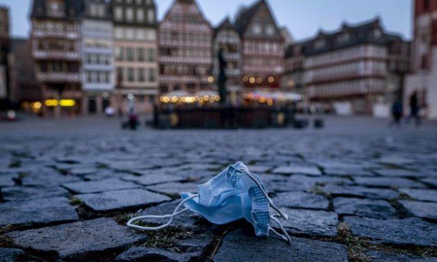 Alemanha investiga fraudes em centros de teste de Covid-19