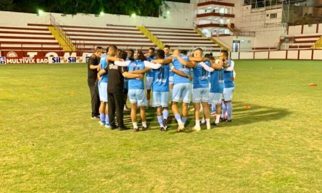 Paysandu empata com Tombense na estreia da Série C