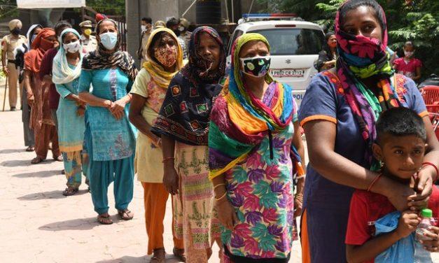 Pandemia na Índia gera miséria e fome a milhões de pessoas: 'como vamos sobreviver assim?'