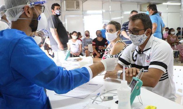 Pará chega a 516.561 casos de covid e 14.497 óbitos