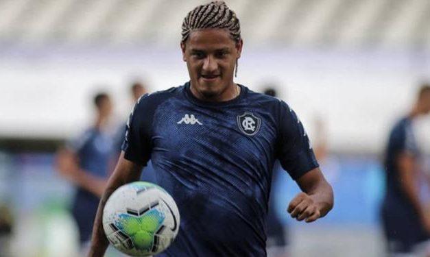 Gedoz fala sobre fase positiva no Remo e quer jogo da vida contra o Atlético-MG