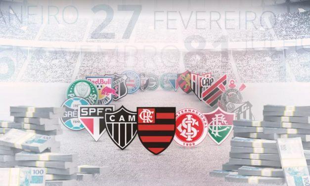 O ranking dos clubes mais transparentes e confiáveis do futebol brasileiro em 2020/2021