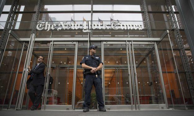 Governo Trump interceptou histórico de telefonemas feitos por jornalistas do 'The New York Times', diz jornal