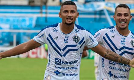 Paysandu libera dupla para o Gama e volta a emprestar o atacante Debu