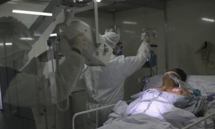 Doze Estados e DF têm alta em casos de síndrome respiratória grave, diz Fiocruz