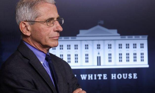 Casa Branca defende Fauci sobre teoria envolvendo laboratório chinês