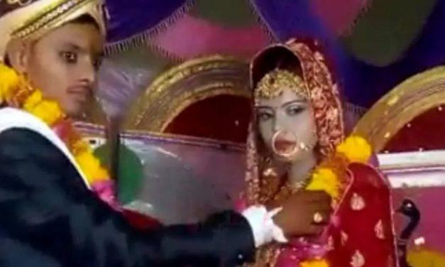 Noiva morre durante cerimônia e noivo acaba se casando com irmã dela