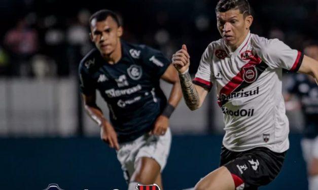 Remo vence o Brasil-RS  no Baenão e conquista primeira vitória na  Série B