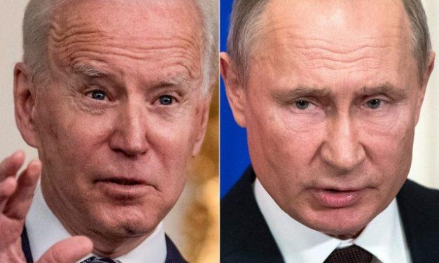 Antes de cúpula com Putin, Biden reitera apoio a aliados europeus