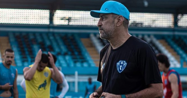 Eutrópio promete Paysandu mais agressivo na Série C, mas com poucas mudanças na escalação