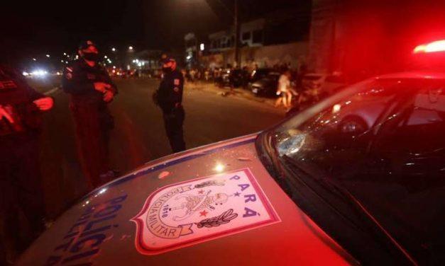 Quadro de saúde de policial baleada em salão de beleza após tentativa de assalto é considerado estável