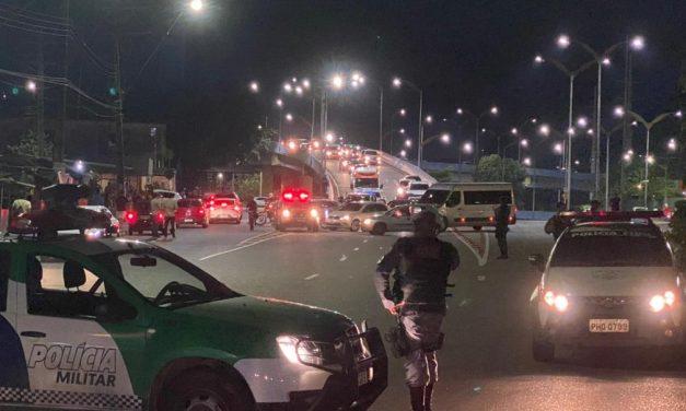 Manaus registra novos ataques na madrugada desta segunda-feira