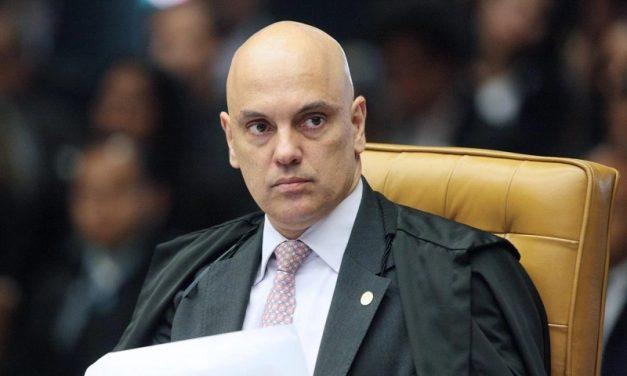 Alexandre de Moraes retira sigilo do inquérito dos atos antidemocráticos