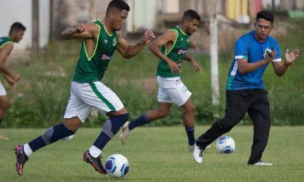 Matheus Lima entrega o cargo após derrota e Robson Melo assume o Paragominas