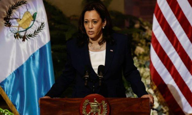 Kamala Harris defende combate à corrupção na Guatemala e diz a imigrantes: 'não venham'