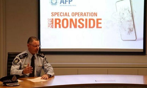 Operação mundial contra o crime organizado prende mais de 800 pessoas