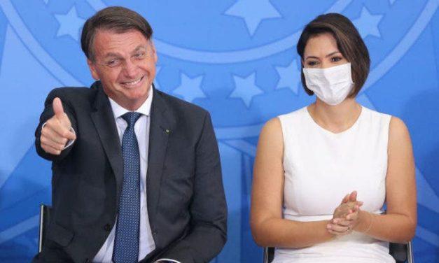 """PF vincula primeira-dama e """"gabinete do ódio"""" com contas falsas"""