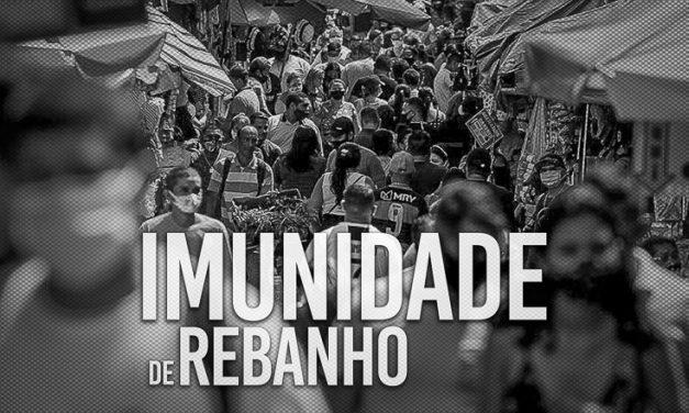 Em vídeo, Bolsonaro demonstrou aposta em imunidade de rebanho contra vacina