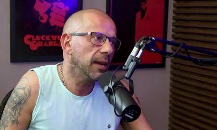 """Rafael Ilha relembra conversa com Gugu Liberato: """"Você escolhe, ou trabalho ou droga"""""""