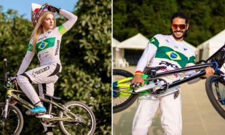 Renato Rezende e Priscilla Stevaux são convocados para as Olimpíadas