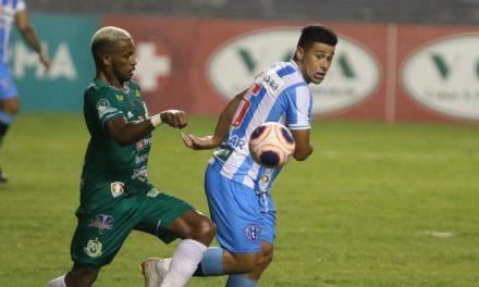 'Tem que ter atitude', afirma lateral do Paysandu sobre momento do time na Série C