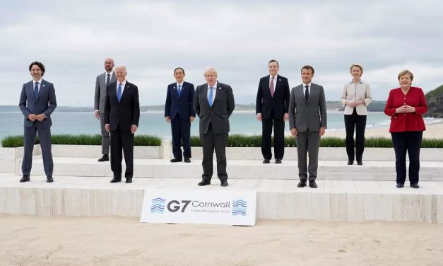 Cúpula do G7: países ricos estudam plano histórico contra pandemias