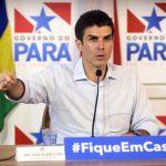 Helder nega aumento da ocupação de leitos de UTI para covid-19 no Pará