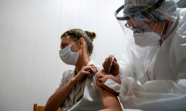 Covid-19: Rússia sorteia carro para incentivar vacinação frente a aumento de casos